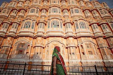 Nha Trang - HCM - Ấn Độ - Delhi - Agra - Jaipur 5N4Đ, Bay Vietjet Air + KS 5*