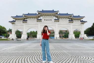 Cần Thơ - HCM - Đài Trung - Cao Hùng - Gia Nghĩa - Đài Bắc 5N4Đ, Bay China Airlines