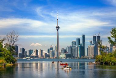 HCM - Toàn Cảnh Đông Tây Canada 9N8Đ