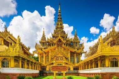 Thanh Hóa - Hà Nội - Yangon - Bago - Chùa Đá Vàng 4N3Đ bay Vietnam Airlines