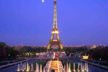 Thanh Hóa - Hà Nội - Pháp - Bỉ - Đức - Hà Lan 7N6Đ - Bay Qatar Airways 5*