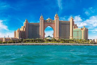 Buôn Mê Thuột - HCM - Brunei - Dubai - Abu Dhabi 6 Ngày + Tặng City Tour Brunei + Vườn Hoa Miracle