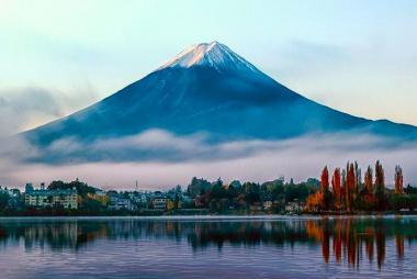 Hải Phòng - Osaka - Kyoto - Nagoya - Núi Phú Sĩ - Tokyo 6 Ngày Bay Vietnam Airlines