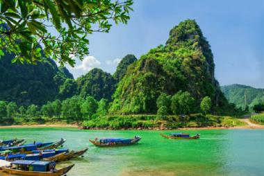 Huế - Phong Nha - Thiên Đường 1 Ngày