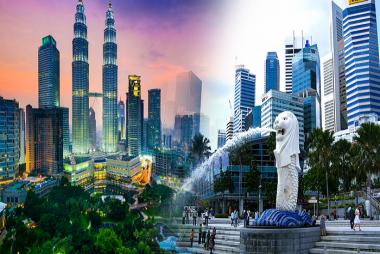 Huế - Đà Nẵng - Singapore - Malaysia 5N4Đ Bay Silk Air