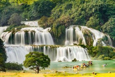 Huế - Hà Nội - Hồ Ba Bể - Thác Bản Giốc - Động Ngườm Ngao - Pác Bó 3N2Đ