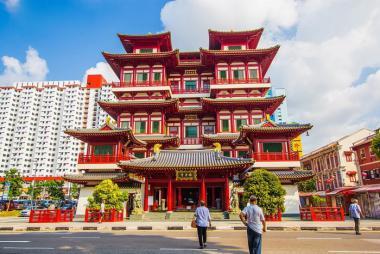 Thanh Hóa - Hà Nội - Singapore - Batam - Malaysia 5N4Đ