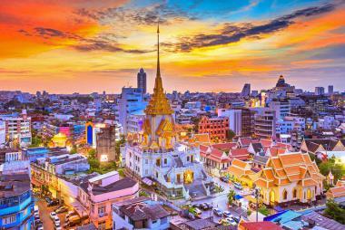 Thanh Hóa - Hà Nội - Bangkok - Pattaya 4 Ngày Siêu Khuyến Mãi