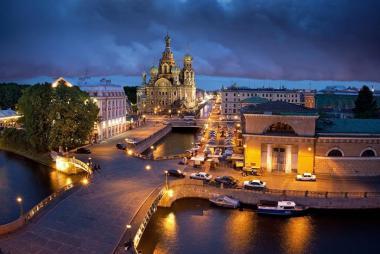 Thanh Hóa - Hà Nội - Moscow - Saint Peterburg 8N7Đ Bay Aeroflot