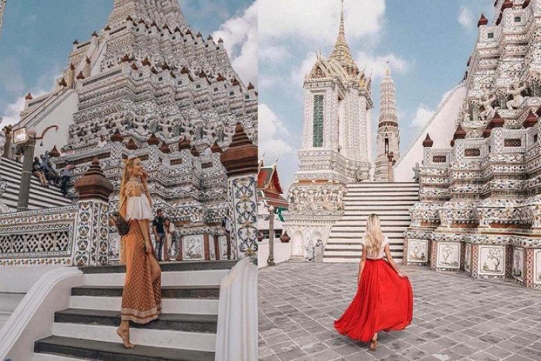 Cần Thơ - HCM - Bangkok - Pattaya 5N4Đ Bay Nok Air