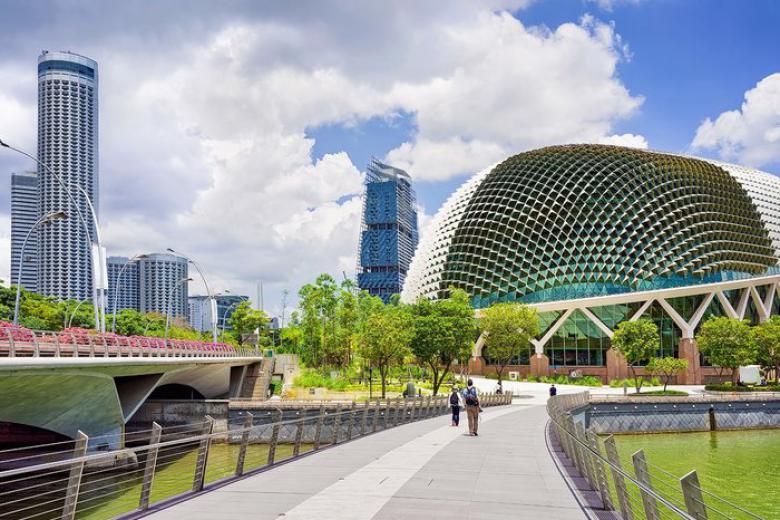 Thanh Hóa - Hà Nội - Singapore - Đảo Sentosa 4N3Đ