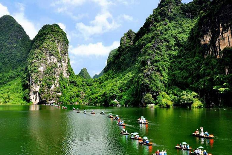 Hà Nội - Ninh Bình - Chùa Bái Đính - Khu du lịch Tràng An 1 ngày