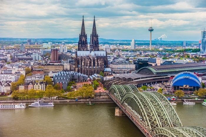 tour Châu Âu 8 ngày 7 đêm từ Quy Nhơn thành phố Cologne