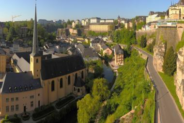 Quy Nhơn - HCM -  Đức - Hà Lan - Bỉ - Pháp - Luxembourg 8 ngày 7 đêm