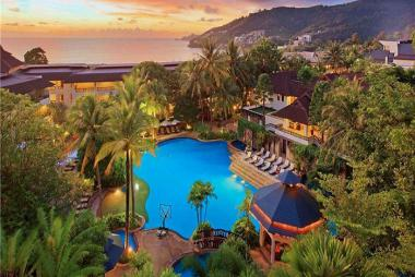 Combo Phuket 4N3Đ - Diamond Cliff Resort & Spa 5* + VMB & Xe Ôtô