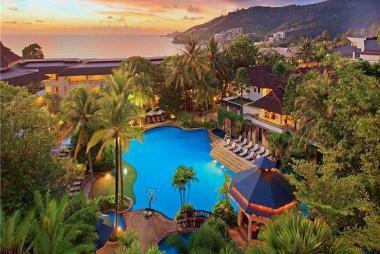 Combo Phuket 4N3Đ - Diamond Cliff Resort & Spa 5* + VMB & Xe Ôtô
