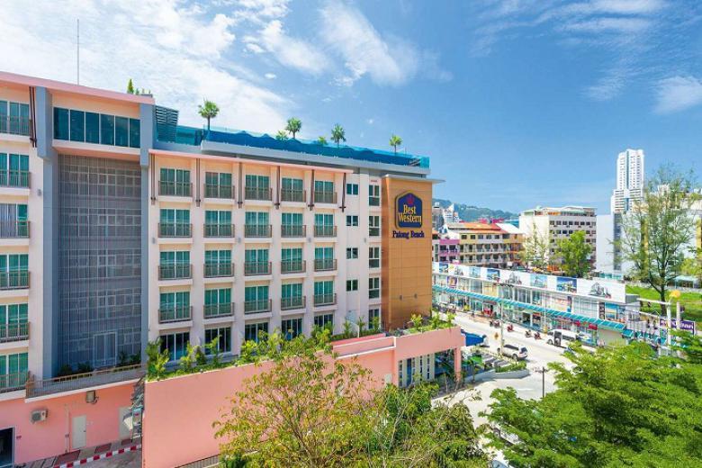 Combo Phuket 4N3Đ - Best Western Patong Hotel 4* + VMB & Xe Ôtô