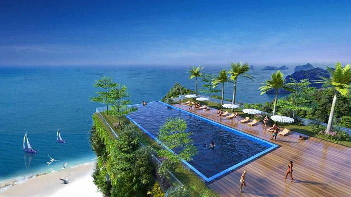 Flamingo Cát Bà Beach Resort 5 sao