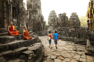 Hà Nội - Siem Reap - Phnom Penh 4N Bay Vietjet