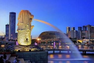 Hà Nội - Singapore - Malaysia 6N5Đ Bay Scoot Air + Malindo Air