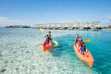Hà Nội - Maldives 5 Ngày Bay Singapore Airlines + KS 4* Addaran Club Rannalhi