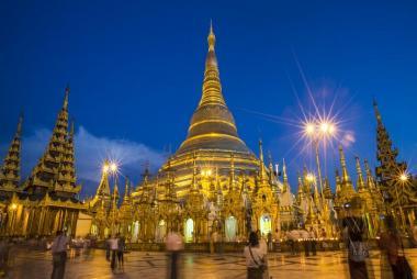 Hà Nội - Yangon - Bago - Kyaikhtio - Golden Rock 4N3Đ Bay Vietnam Airlines