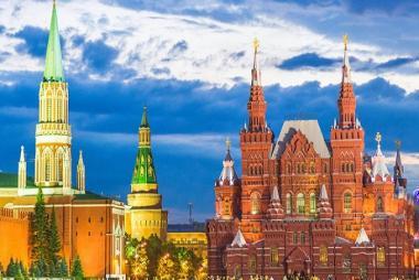 Hà Nội – Moscow – St Petersburg 8N7Đ Bay SU