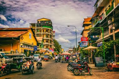 HCM - Siemreap - Phnompenh 4 Ngày
