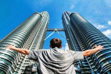 HCM - Singapore - Indonesia - Malaysia 6N5Đ
