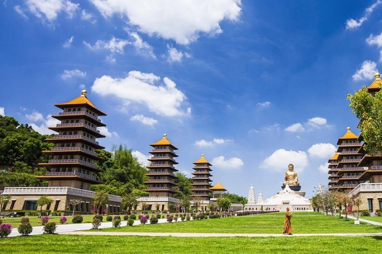 HCM - Đài Trung - Cao Hùng - Gia Nghĩa - Đài Bắc 5 Ngày Bay Vietjet Air