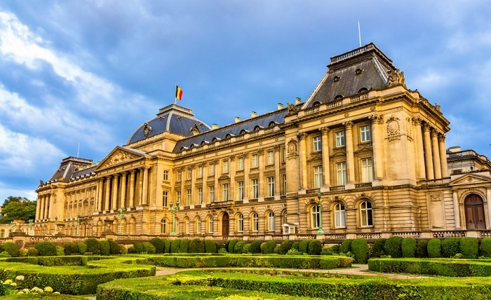 Brussels_royal_palace