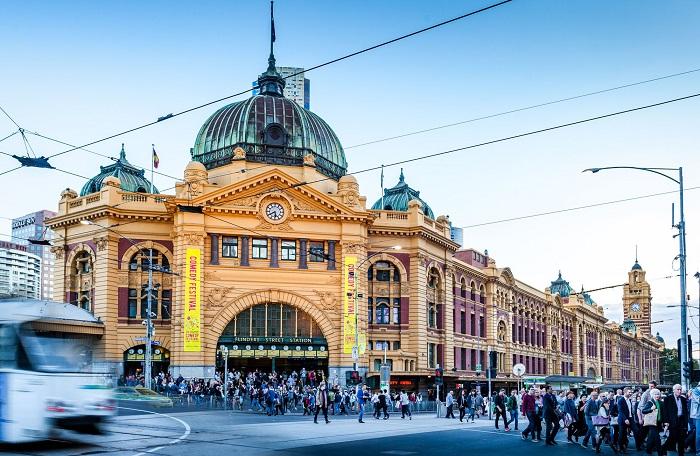 Melbourne-Australia