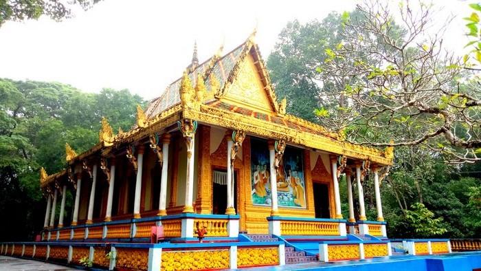 Tour du lịch miền Tây 4 ngày viếng thăm chùa Dơi