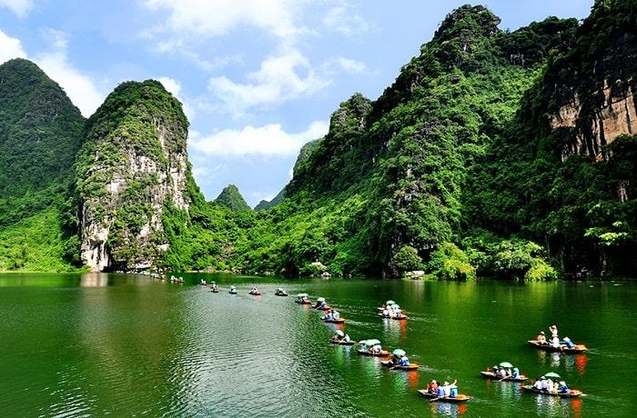Tour du lịch miền Bắc 6 ngày 5 đêm từ Hồ Chí Minh