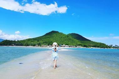 Nha Trang - Đảo Bình Ba/Đảo Điệp Sơn + Dốc Lết 3 Ngày