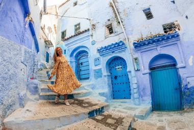 Hà Nội - Maroc 10N/9Đ - Bay Emirate 5*