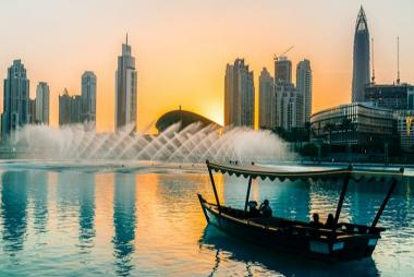Đà Nẵng - Singapore - Dubai - AbuDhabi 6N Bay Singapore Airlines