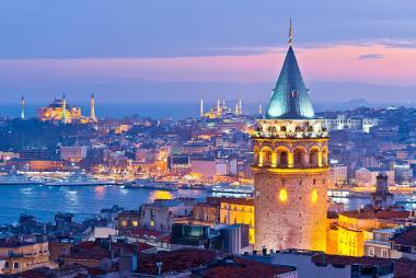Hà Nội - Istanbul - Cappadocia 9N8Đ - Bay Turkish Airlines