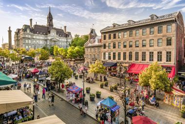 Hà Nội - Toronto - Ottawa - Montreal - Quebec - Vancouver 11 Ngày