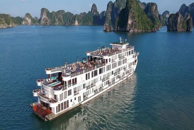 Combo Hà Nội + Hạ Long 4N3Đ - La belle Vie Hotel 4*+President Cruise 5* + VMB