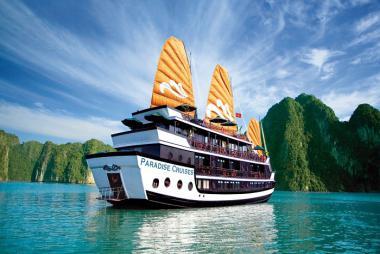Combo Hà Nội + Du thuyền Hạ Long 4N3Đ - Ancient hotel 3* + Paradise Cruise 5* + VMB