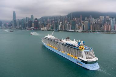 HCM - Thượng Hải - Kagoshima - Nagasaki 7N6Đ + Du Thuyền Spectrum Of The Seas 5 sao