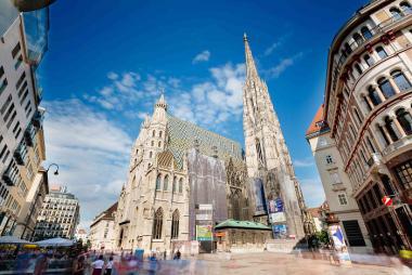 HCM - Pháp - Thụy Sĩ - Đức - Áo - Hungary 9 Ngày