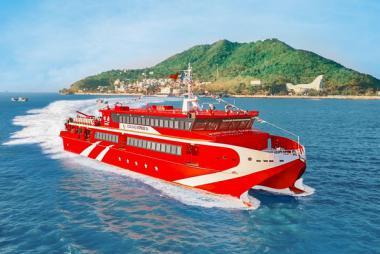 HCM - Vũng Tàu - Côn Đảo 2N1Đ Bằng Tàu Cao Tốc Express 5 Sao