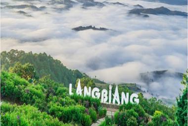 Tour Chinh Phục Đỉnh Langbiang-Thác Datanla-Vườn Dâu-1 Ngày