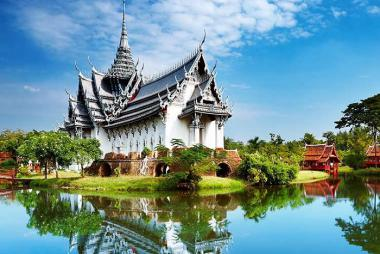 Hà Nội - Bangkok - Pattaya - 5N4Đ Bay Thái Lan Lion Air
