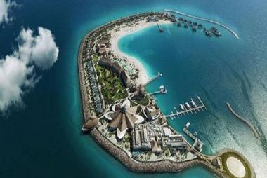 Hà Nội - Doha - Đảo Banana - Sa mạc biển Mesaieed 5N Bay Qatar 5*