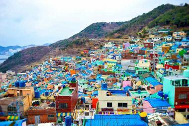 HCM - Busan – Seoul - Everland 6N5Đ Bay Vietnam Airlines