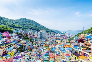 Hà Nội - Daegu - Gyeongju - Busan 5N Bay TW