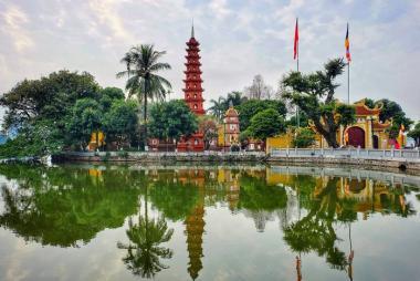 HCM - Hà Nội - Hạ Long Ngủ Đêm Du Thuyền 4N3D